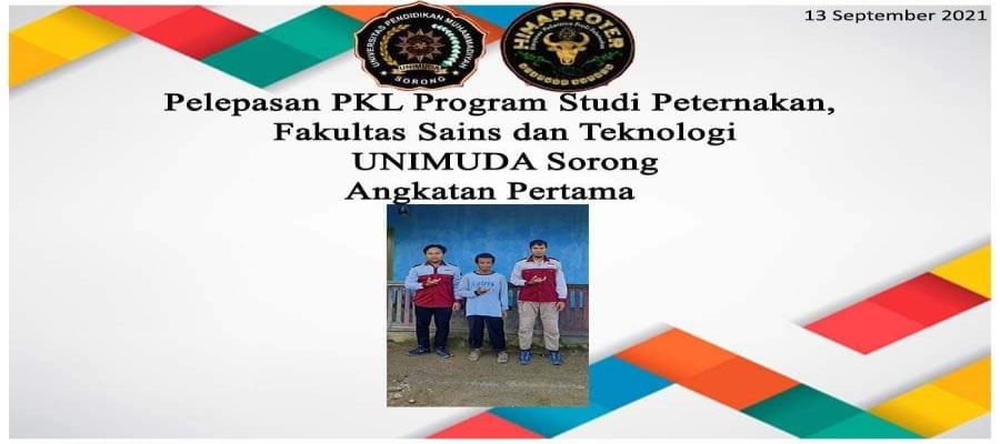 Sejarah untuk Pertama Kali Program Studi Peternakan Melepaskan Mahasiswa PKL Semester VII